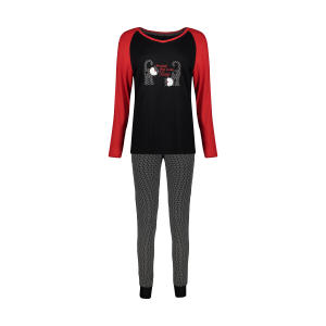 ست تی شرت و شلوار راحتی زنانه ناربن مدل 1521266-9972