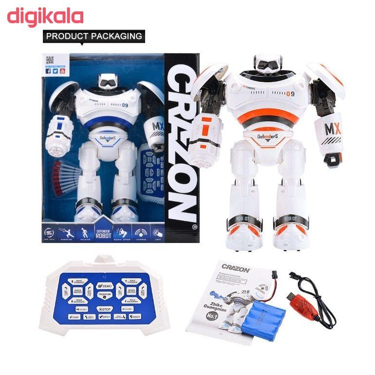 ربات کنترلی کریزون کد 1701A main 1 1