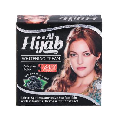 کرم سفید کننده و روشن کننده ال حجاب کد 01 حجم 40 میلی لیتر