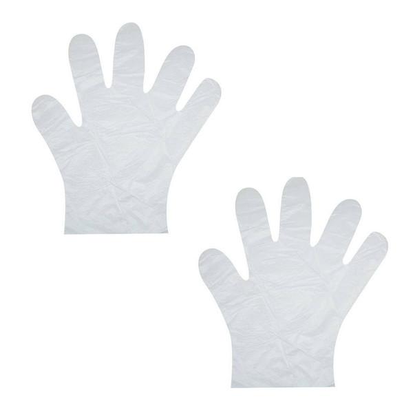 دستکش یکبار مصرف مدل AB1 بسته 100 عددی