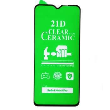محافظ صفحه نمایش سرامیکی مدل CR مناسب برای گوشی موبایل شیائومی  Note 8 pro