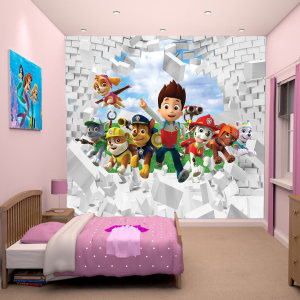 پوستر دیواری اتاق کودک مدل EM2001