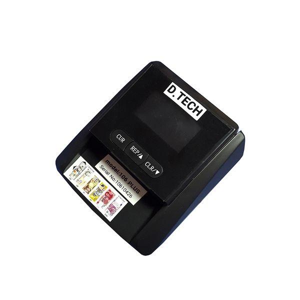 دستگاه تشخیص اصالت اسکناس دیتک مدل 106plus
