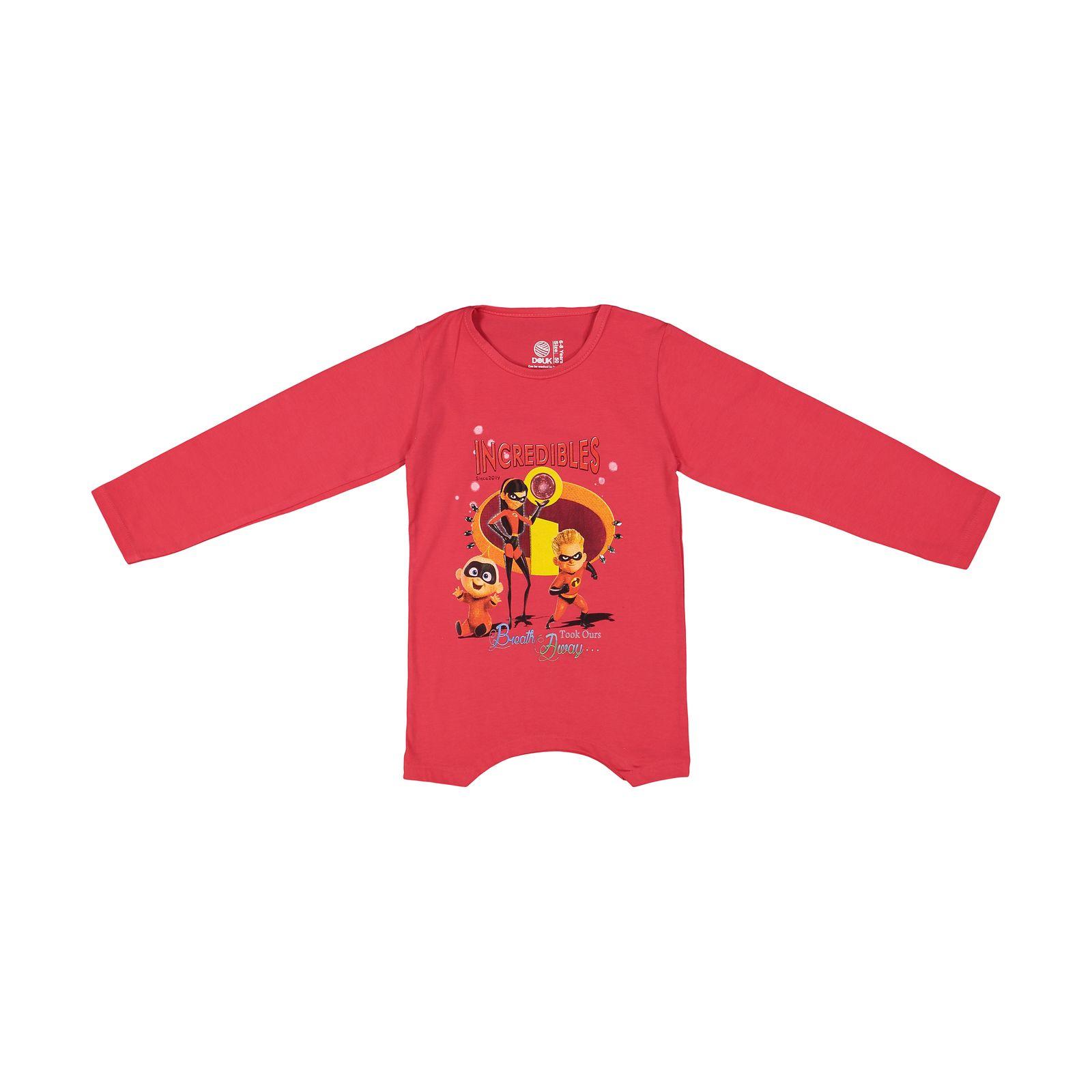 تی شرت دخترانه سون پون مدل 1391352-88 -  - 2