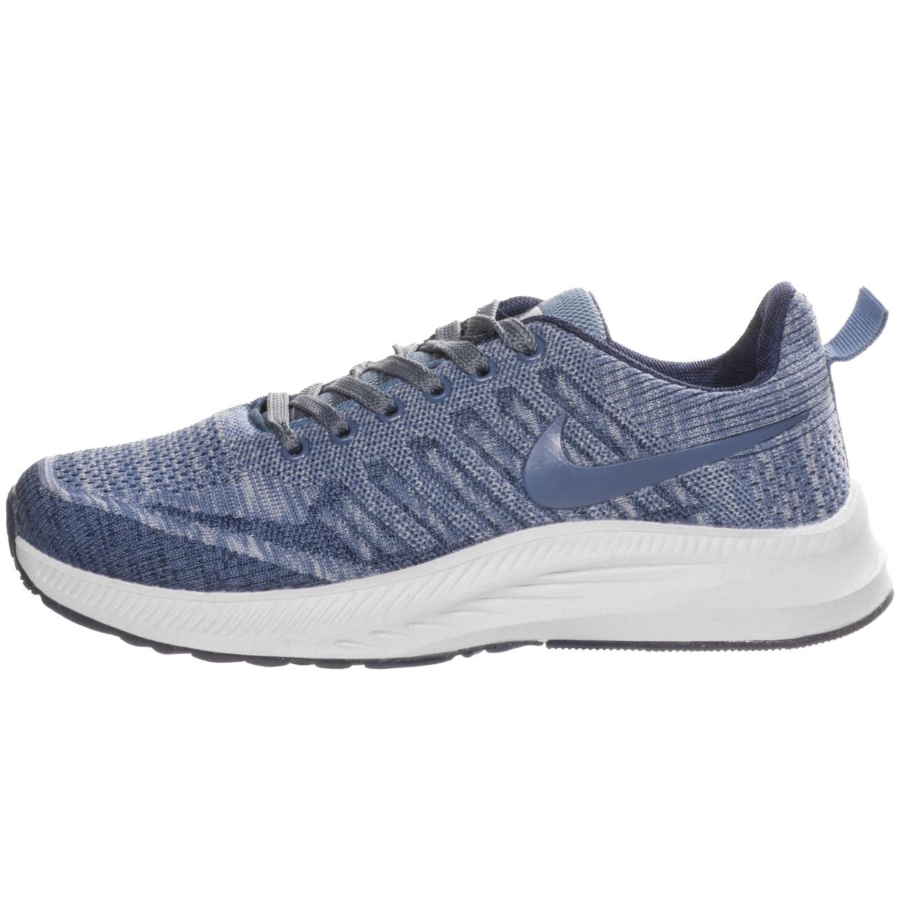 کفش مخصوص دویدن مردانه نایکی مدل FLY BLU-1000042