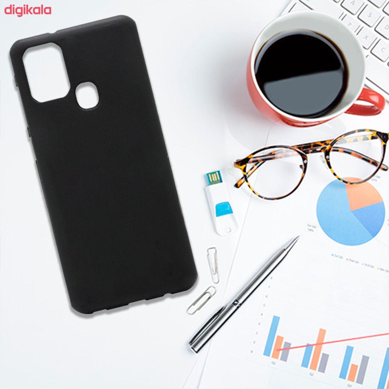 کاور مدل HF مناسب برای گوشی موبایل سامسونگ Galaxy A21s main 1 3