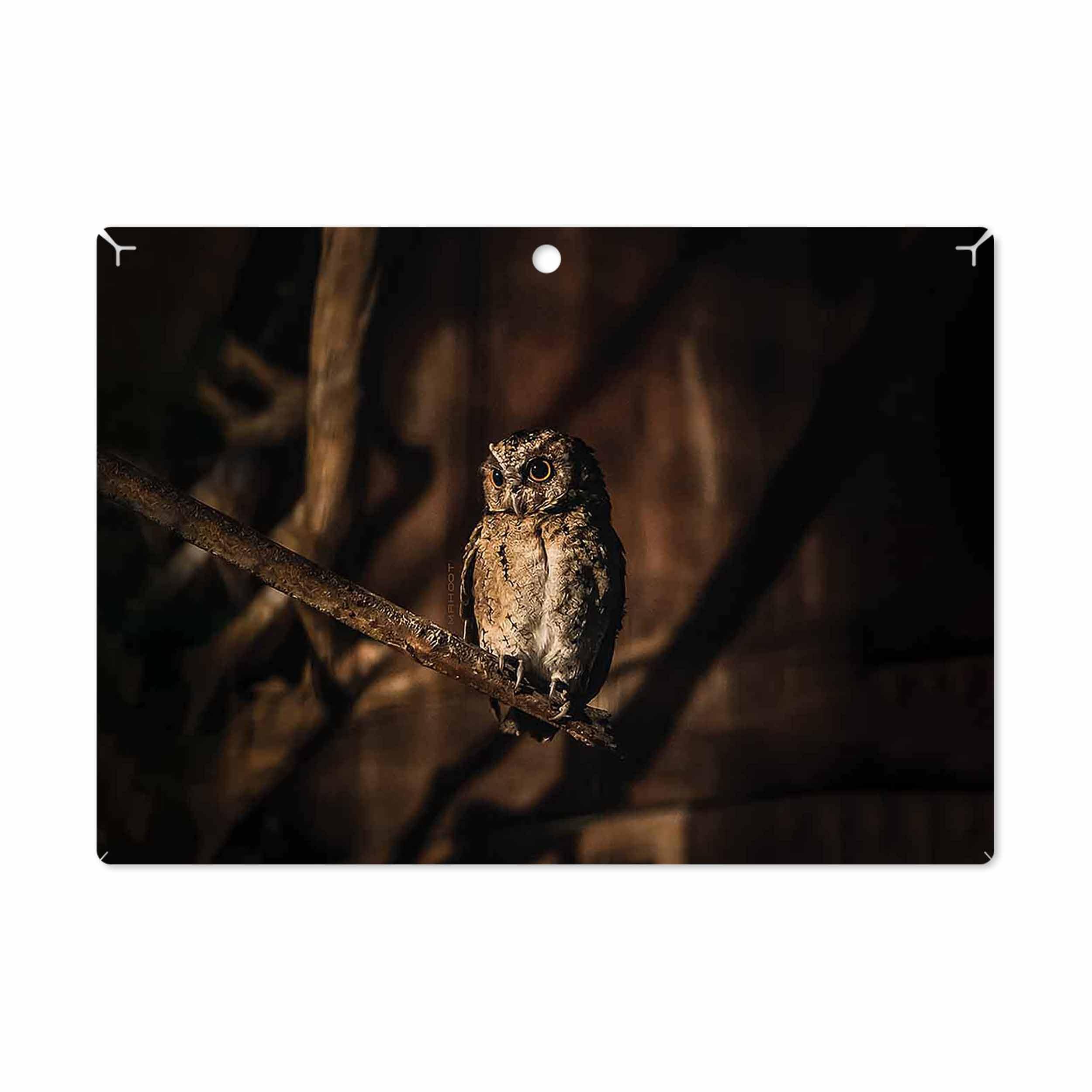 بررسی و خرید [با تخفیف]                                     برچسب پوششی ماهوت مدل Owl مناسب برای تبلت لنوو Miix 320 2017                             اورجینال