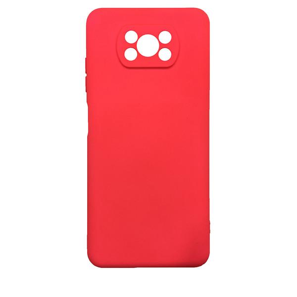 کاور مدل SIL-001 مناسب برای گوشی موبایل شیائومی Poco X3