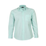 پیراهن آستین بلند مردانه ناوالس مدل NoX8020-GN thumb