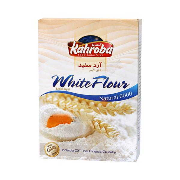 آرد سفید کهربا - 500 گرم