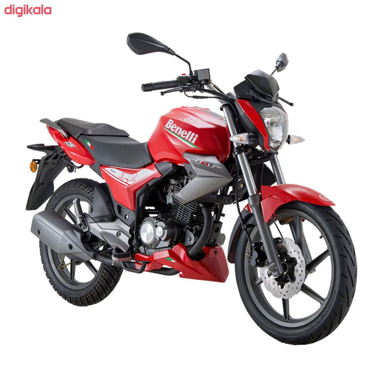 موتورسیکلت بنلی مدل تی ان تی 150 سی سی سال 1399 main 1 2