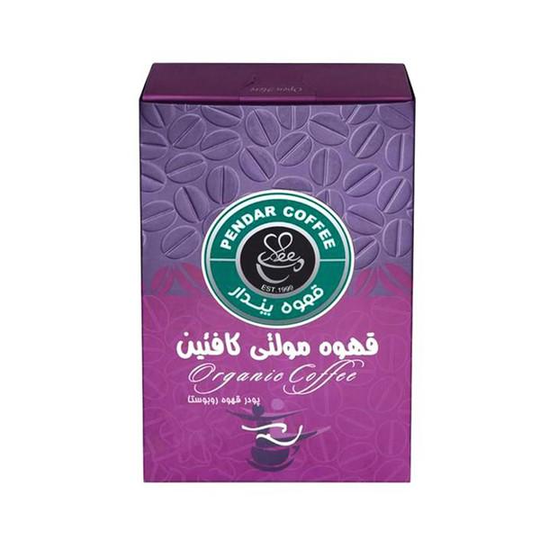 پودر قهوه مولتی کافئین پندار - 200 گرم