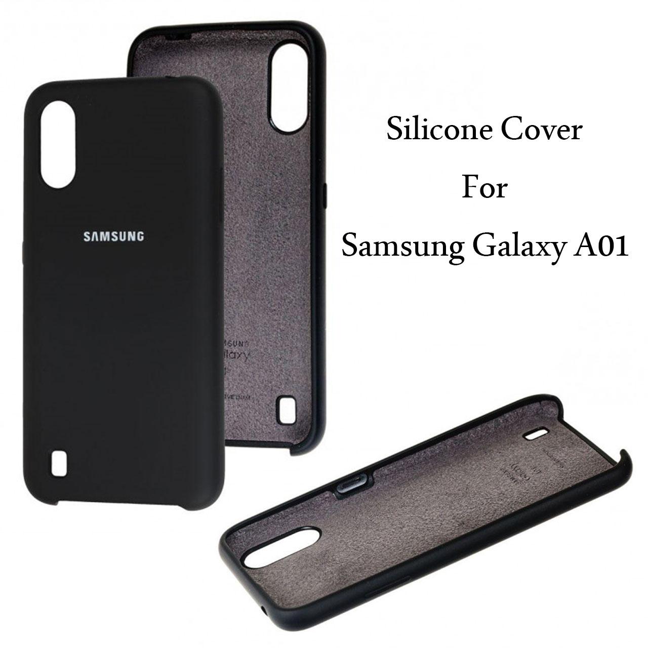 کاور مدل SLCN مناسب برای گوشی موبایل سامسونگ Galaxy A01 main 1 7