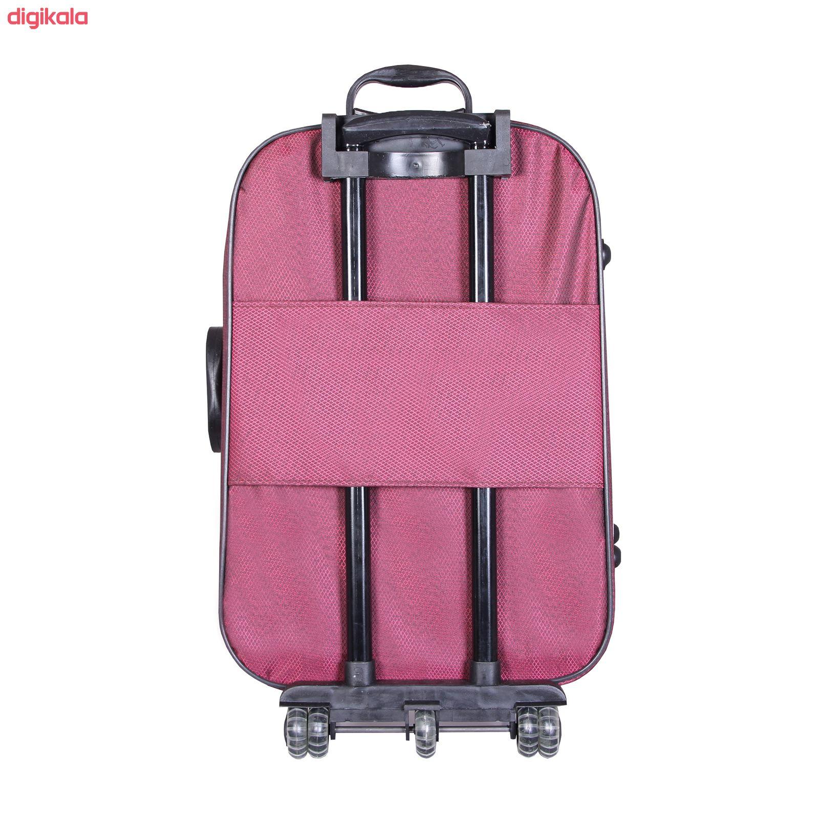 مجموعه دو عددی چمدان پرواز مدل M01000 main 1 12