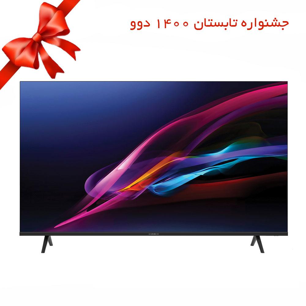 تلویزیون ال ای دی هوشمند دوو مدل DSL-55K5700U سایز 55 اینچ