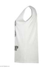 ست تاپ و شلوارک زنانه فمیلی ور طرح خرسی کد 0221 رنگ سفید -  - 7