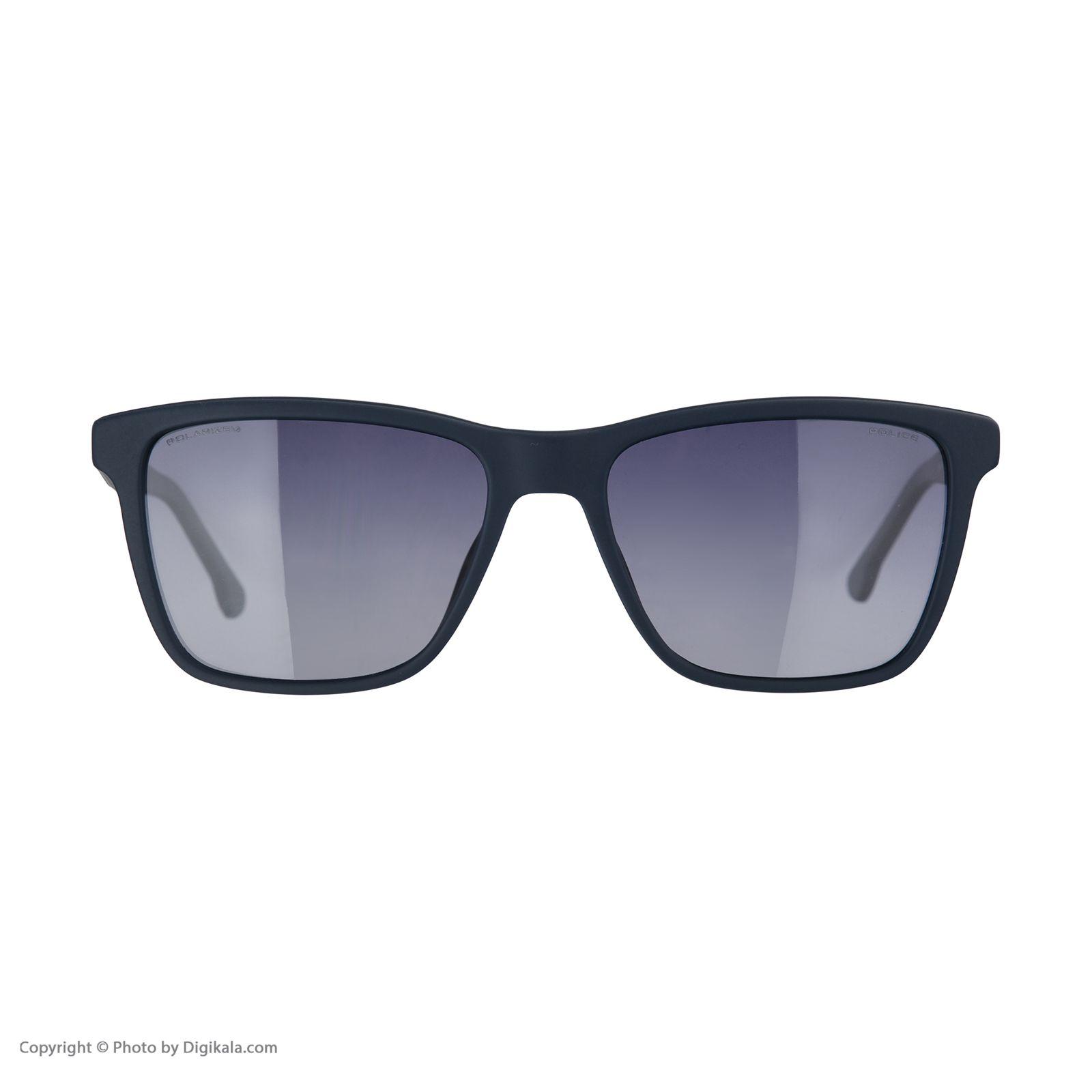 عینک آفتابی پلیس مدل SPL868M 477P -  - 3