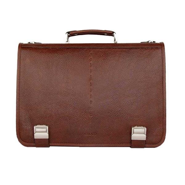 کیف اداری مردانه چرم کروکو مدل 201010001