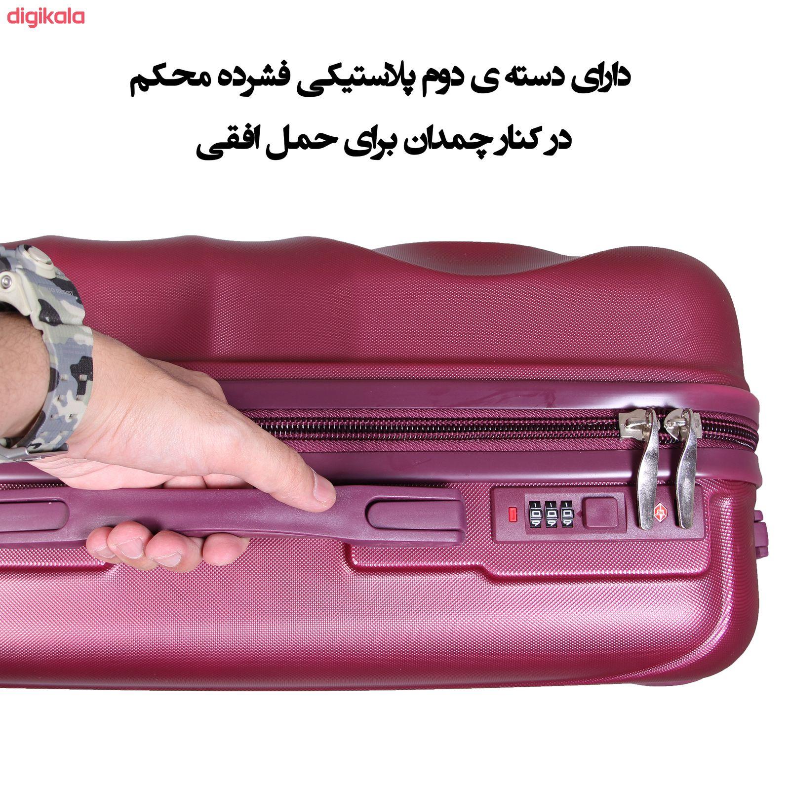 مجموعه چهار عددی چمدان مدل 319363 main 1 19