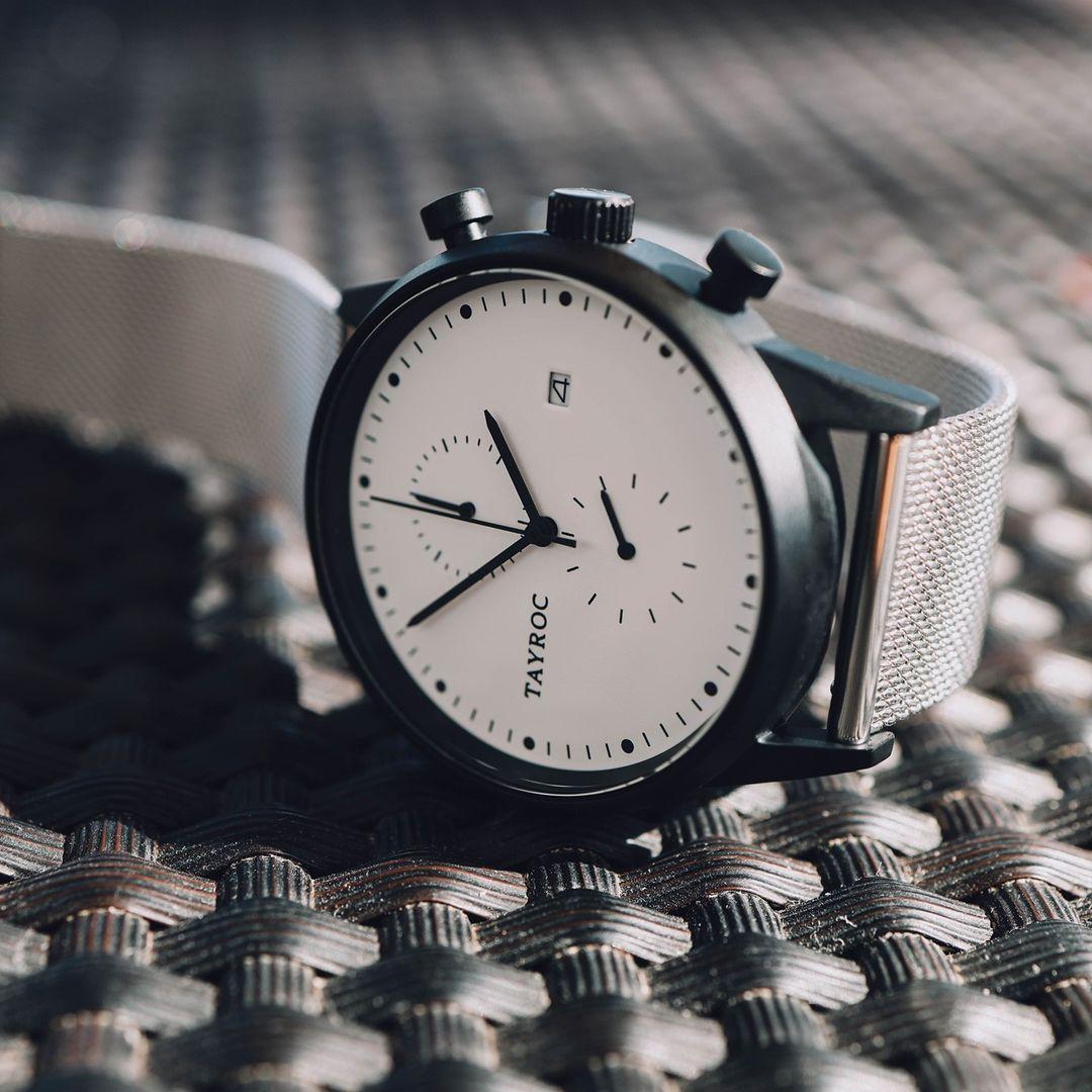 ساعت مچى عقربه اى تى روك مدل Impression