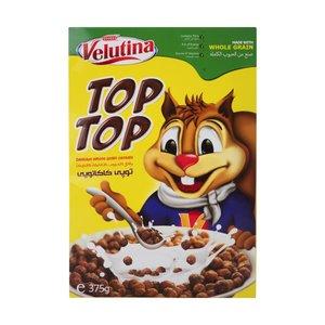 سریال صبحانه توپی کاکائویی ولوتینا 375 گرم