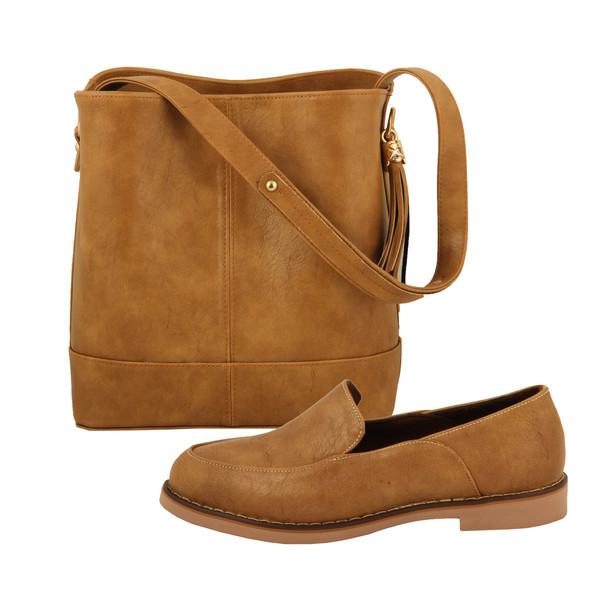 ست کیف و کفش زنانه کد 910-2