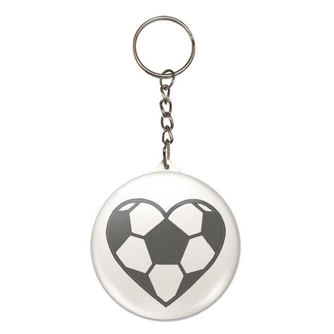 جا کلیدی طرح قلب و توپ فوتبال کد DDJ269