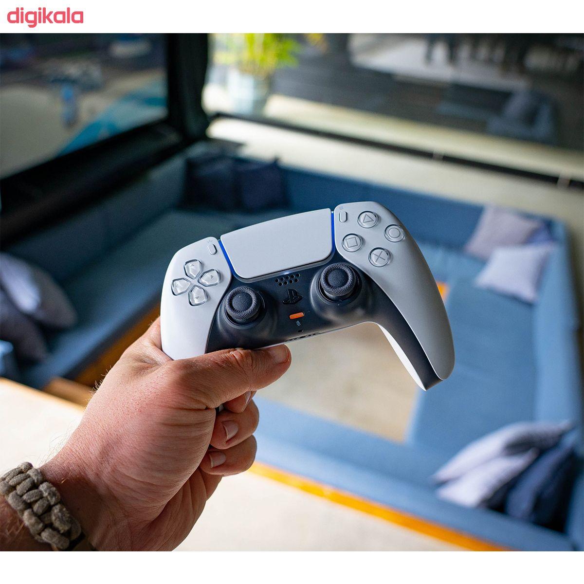 مجموعه کنسول بازی سونی مدل PlayStatio 5 Digital Edition ظرفیت 825 گیگابایت به همراه دسته اضافی main 1 4