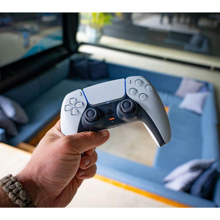 مجموعه کنسول بازی سونی مدل PLayStation 5 Digital به همراه هدست سونی Pulse 3D thumb 2 4