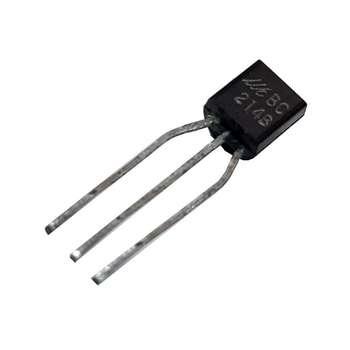 ترانزیستور میکروالکترونیکس مدل  BC214 B بسته 10 عددی
