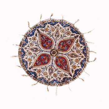 رومیزی قلمکار مدل سنتی