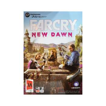 بازی Farcry new dawn مخصوص pc نشر پرنیان