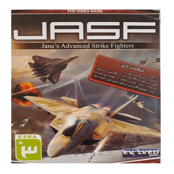 بازی JASF مخصوص pc