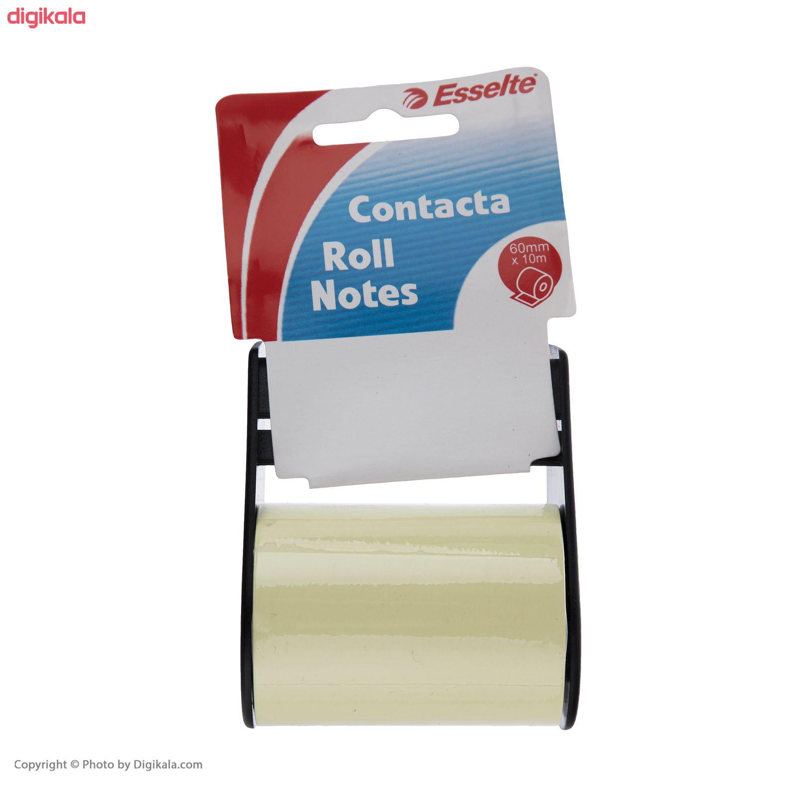 کاغذ یادداشت چسب دار ایسلتی مدل contacta main 1 2