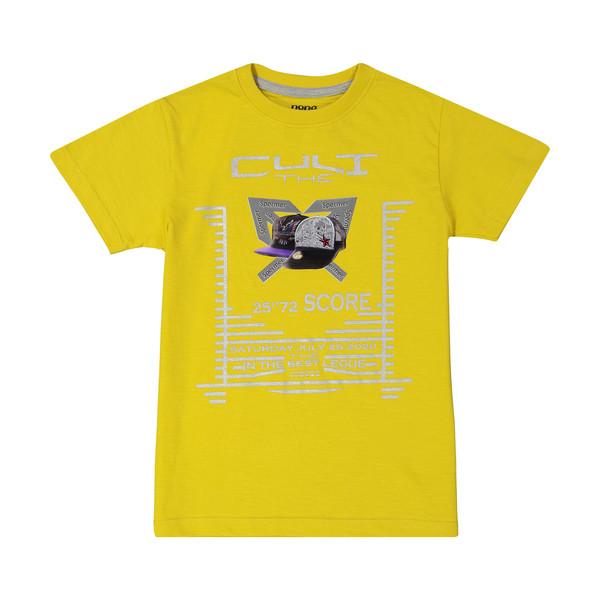 تی شرت پسرانه نونا مدل 2211111-16