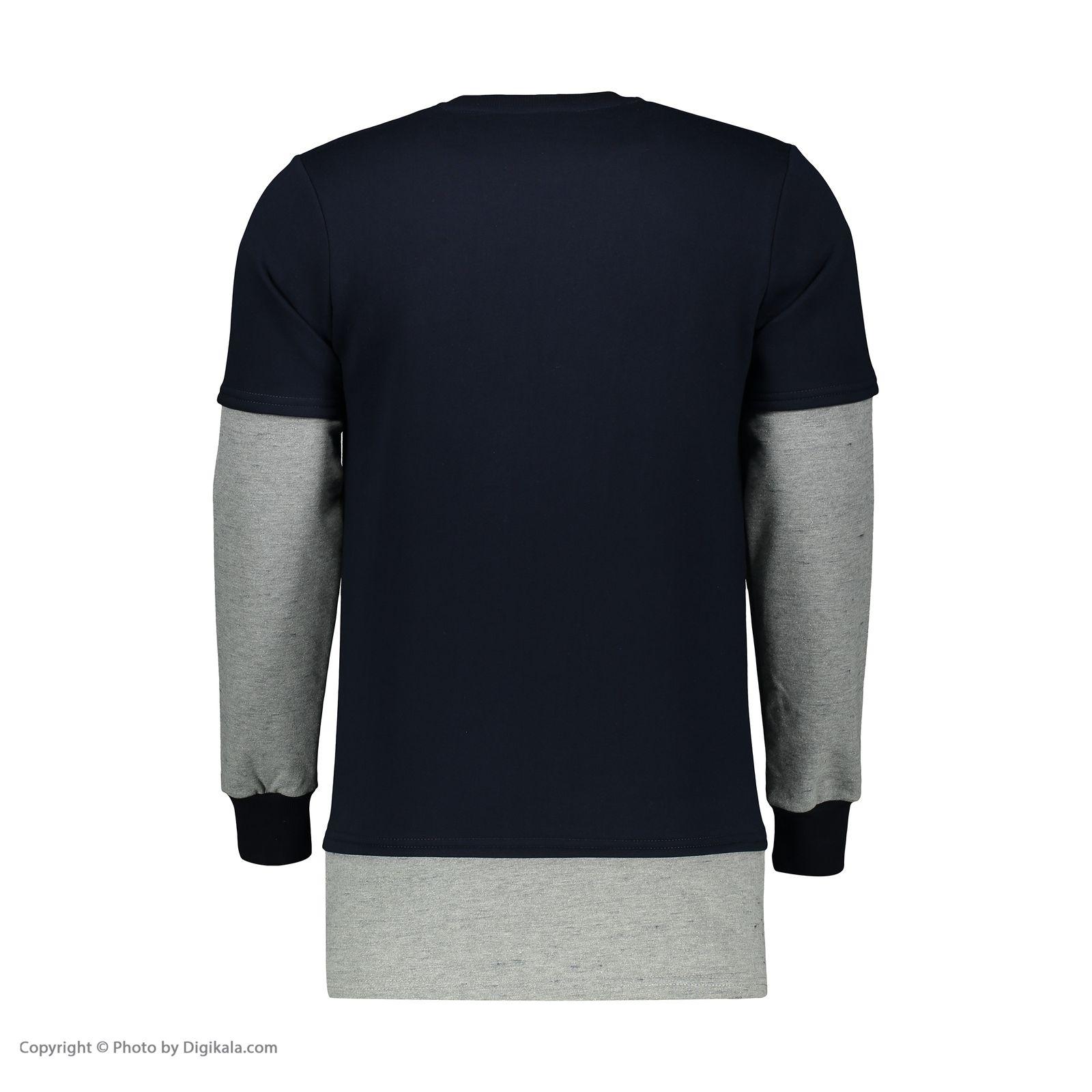 سوییشرت مردانه باینت کد 600-2 -  - 5