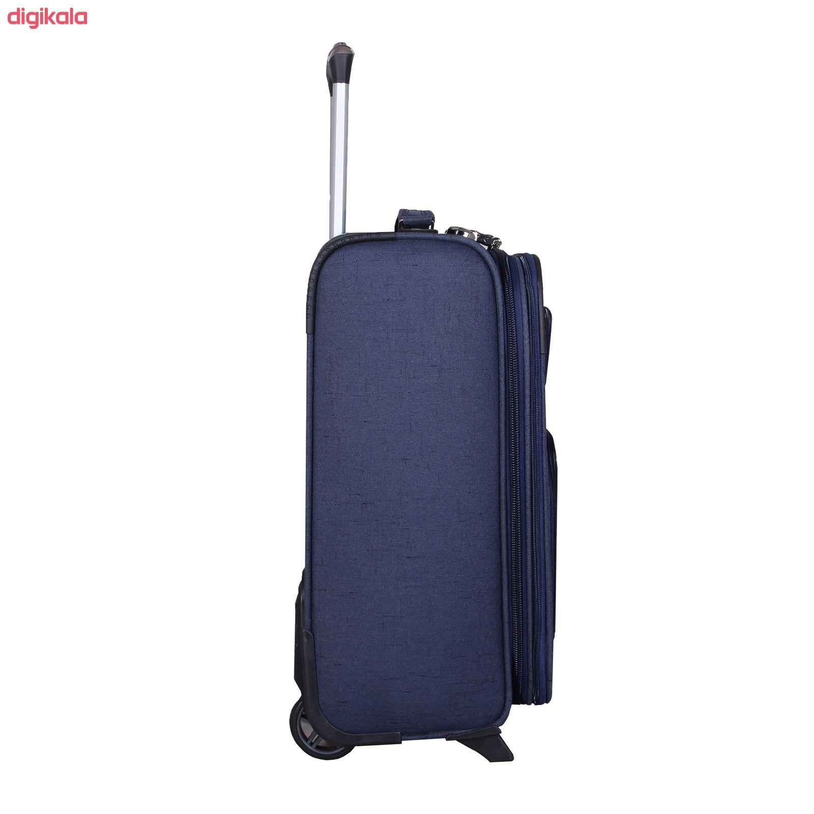 مجموعه سه عددی چمدان کد 2301A main 1 11