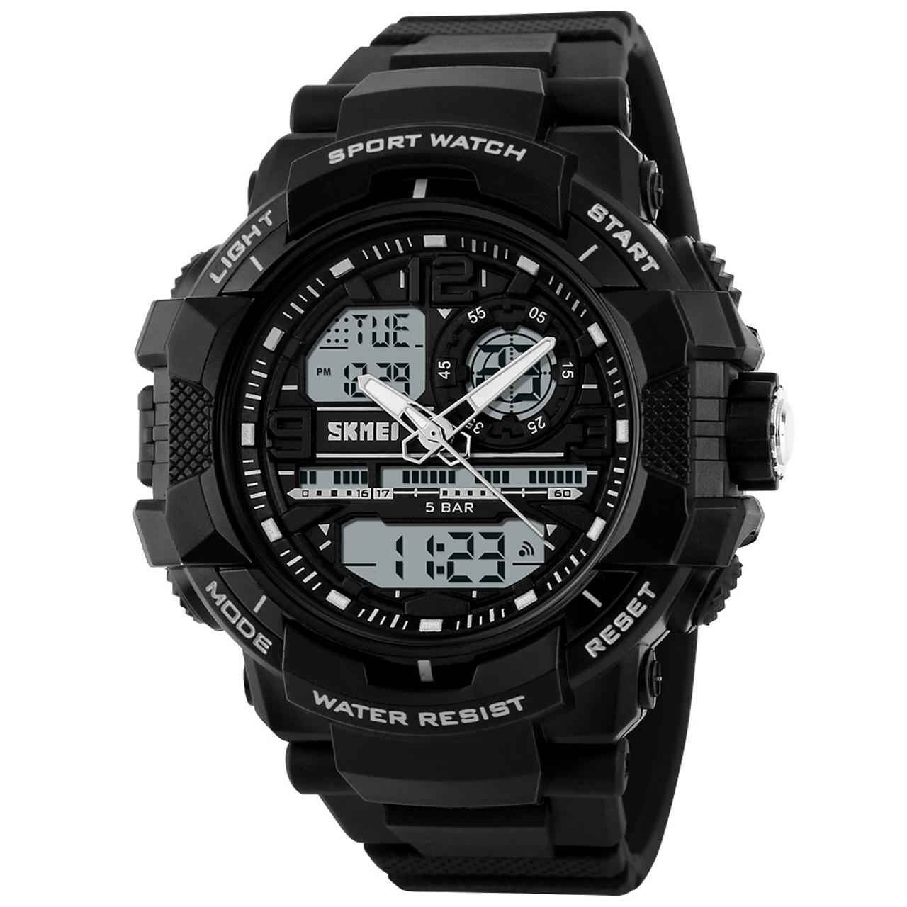ساعت مچی عقربه ای مردانه اسکمی مدل 1164M-NP              خرید (⭐️⭐️⭐️)