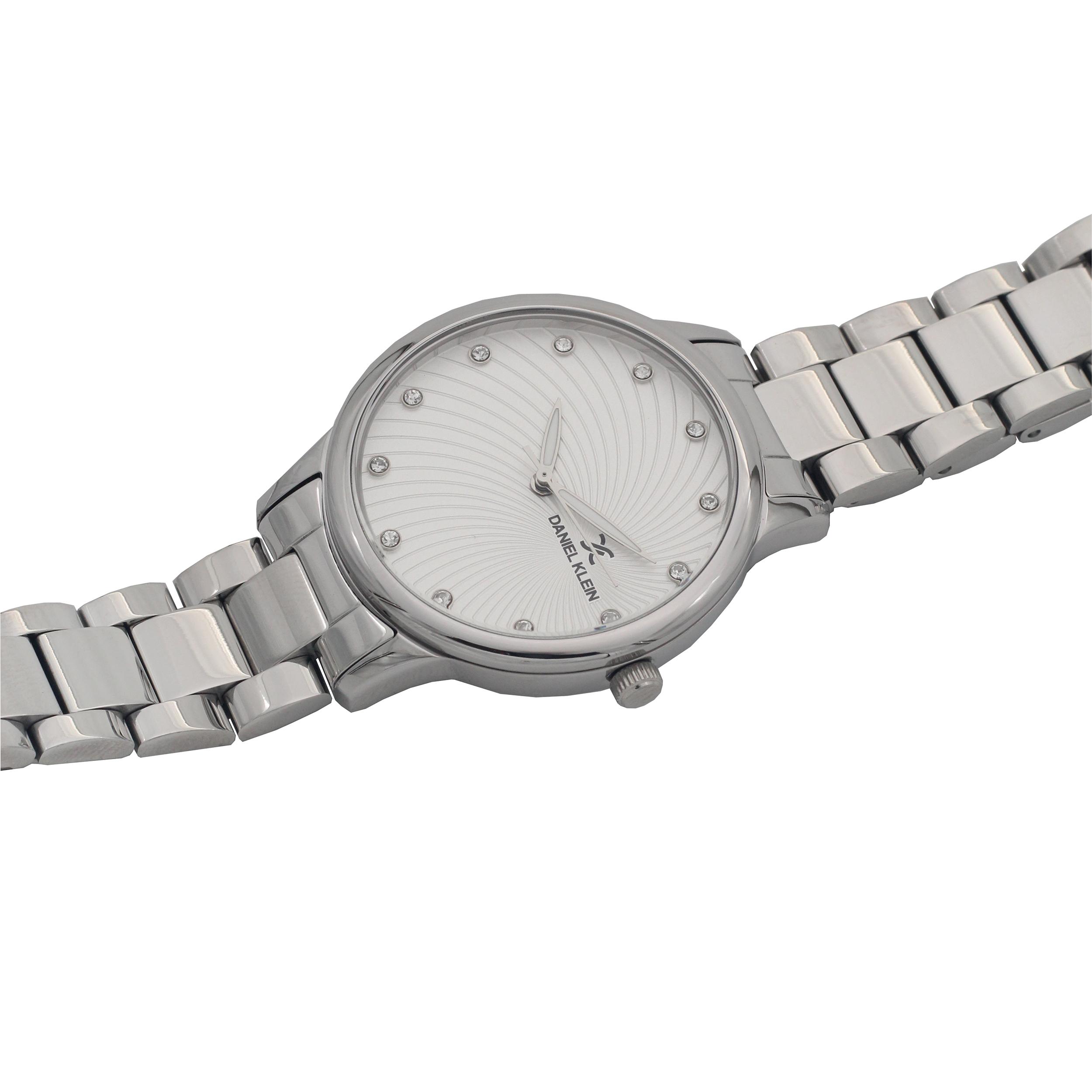 خرید و قیمت                      ساعت مچی  زنانه دنیل کلین مدل DK12357-1