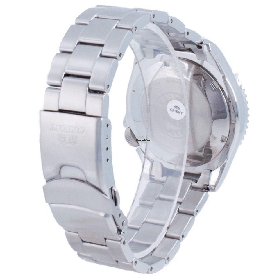 ساعت مچی عقربهای مردانه اورینت مدل RA-AC0K02E00C