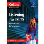 کتاب Collins English for Exams Listening for IELTS اثر Fiona Aish and Jo Tomlinson انتشارات هدف نوین