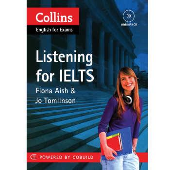 کتاب Collins English for Exams Listening for IELTS اثر Fiona Aish and Jo Tomlinson انتشارات هدف نوین