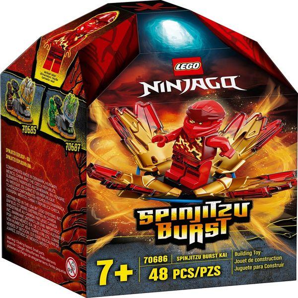 لگو سری Ninjago مدل Spinjitzu Burst Kai 70686