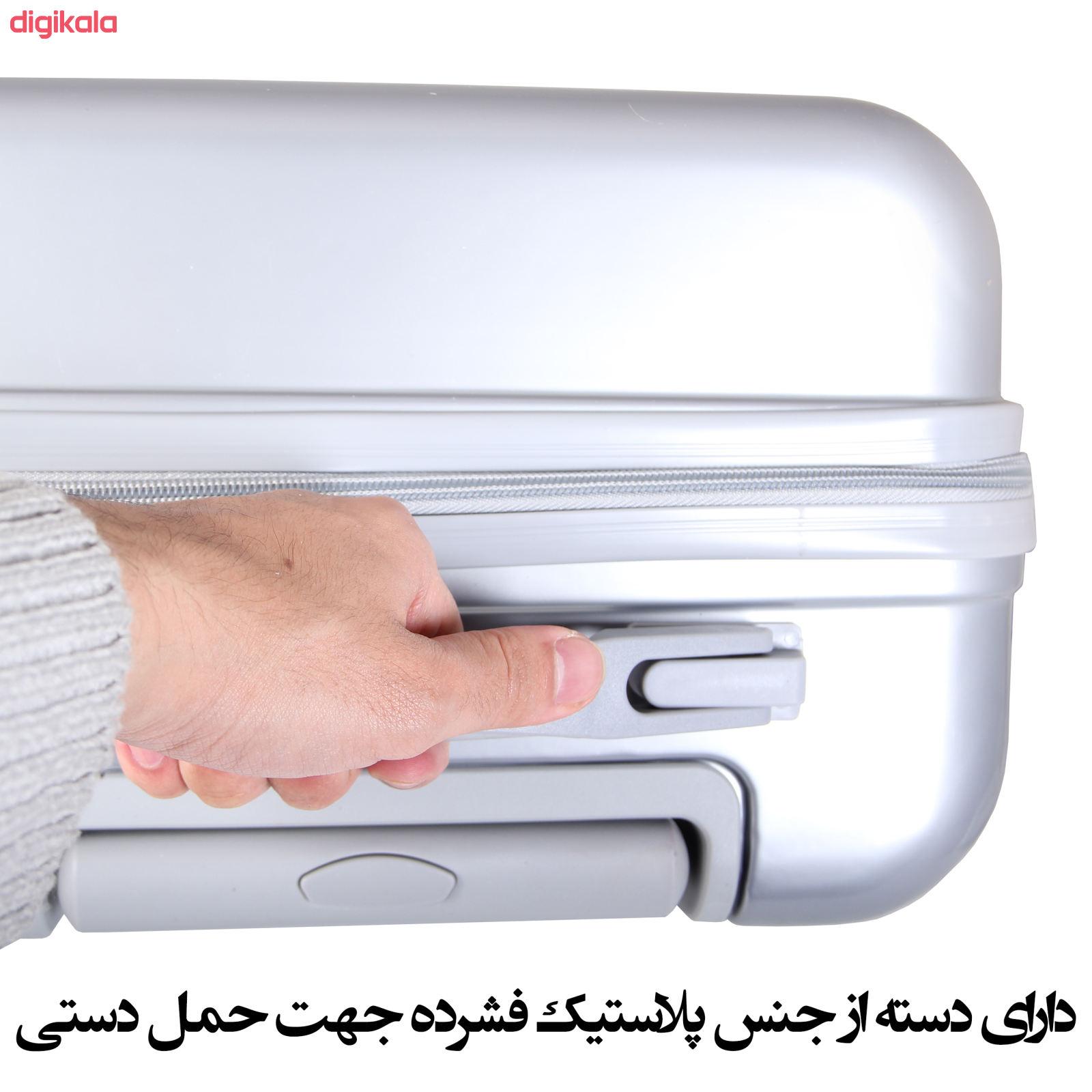 مجموعه سه عددی چمدان مدل 10021 main 1 10