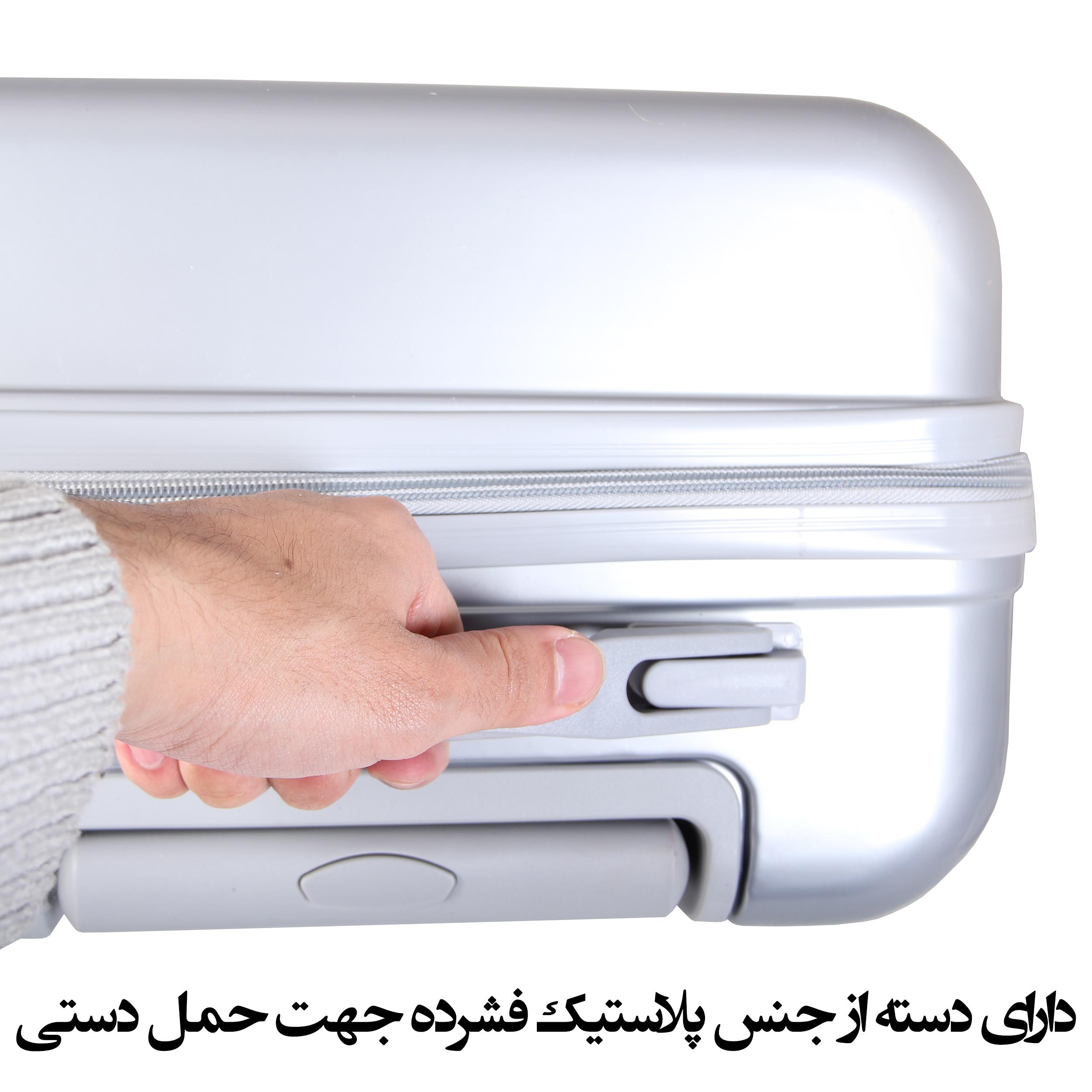 مجموعه سه عددی چمدان مدل 10021 thumb 10