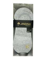 جوراب مردانه جین دینا کد 204 مجموعه 3 عددی -  - 2