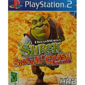 بازی SHREK مخصوص PS2