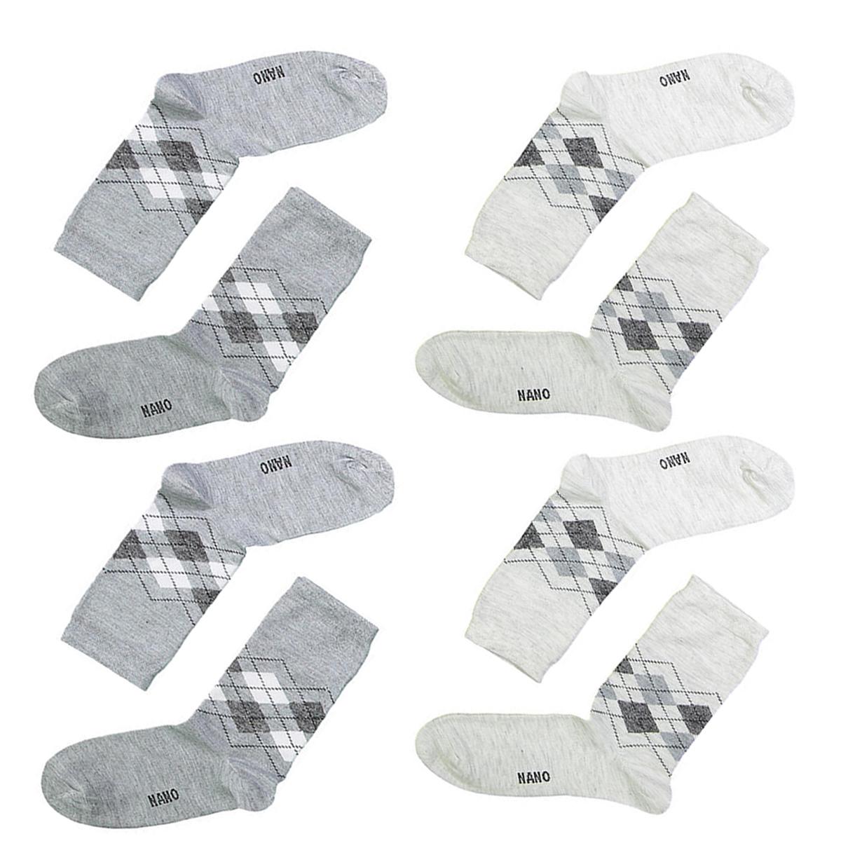 جوراب مردانه  کد G23 مجموعه 4 عددی