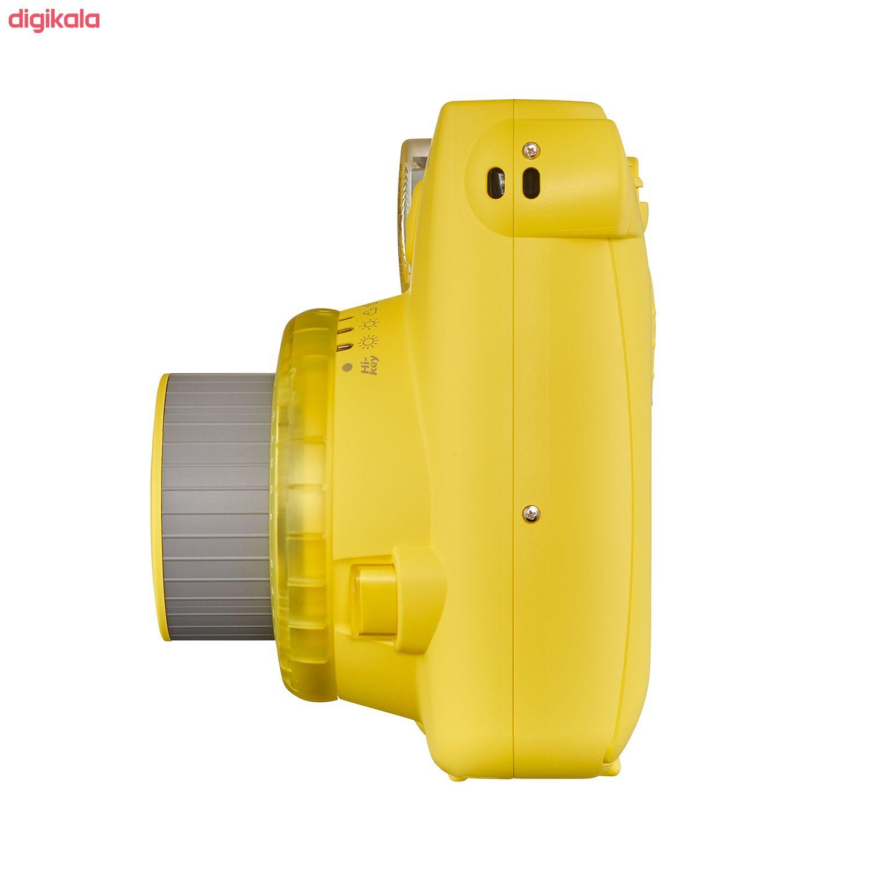 دوربین عکاسی چاپ سریع فوجی فیلم مدل Instax Mini 9 Clear main 1 25