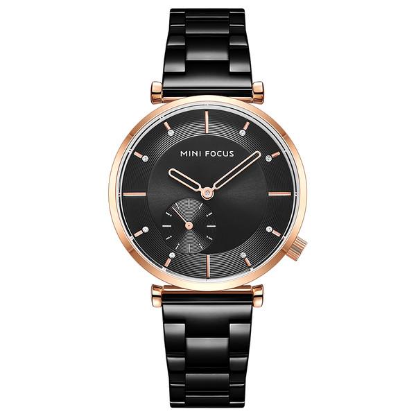 ساعت مچی عقربه ای زنانه مینی فوکوس مدل MF0333L